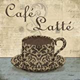 Cafe Latte by Williams, Todd - fine Art Print on PAPER : 29 x 29 Inches