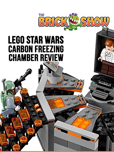 LEGO Star Wars Carbon Freezing Chamber Review (75137)