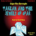 Tarzan and the Jewels of Opar: Tarzan Series, Book 5 Audiobook by Edgar Rice Burroughs Narrated by David Sharp