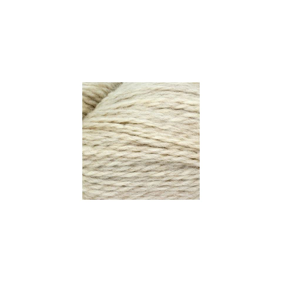 Ecru Beige Twist :Eco Wool #9004: Cascade Yarns