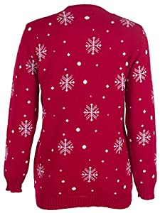 STYLE MIXX Do You Want To Build Snowman Olaf Frozen Christmas Jumper Sweater Top Xmas Gift