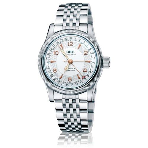 [オリス]ORIS 腕時計 メンズ ビッグクラウン オリジナル ポインターデイト Big Crown Original Pointer date 自動巻き 754.7696.4061M [正規輸入品]