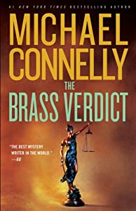 "Cover of ""The Brass Verdict: A Novel (Har..."