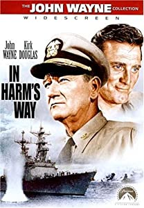 "Cover of ""In Harm's Way"""