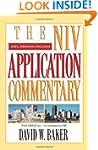 Joel, Obadiah, Malachi (NIV Applicati...