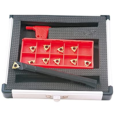 "HHIP Indexable Internal Threading Tool Holder Kits (Various Shank Sizes: 3/8"" - 3/4"")"