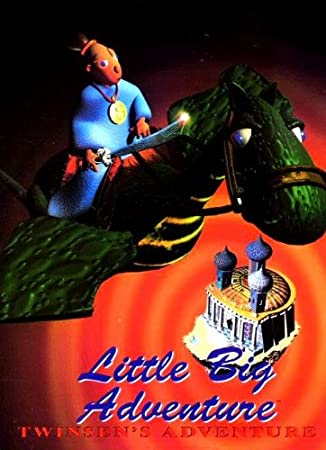 Little Big Adventure (aka Relentless: Twinsen's Adventure) [Download]