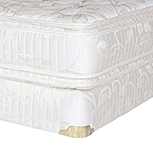 Amazon.com: Shifman Handmade Heritage Firm Pillow Top Collection, King Mattress: Kitchen & Dining