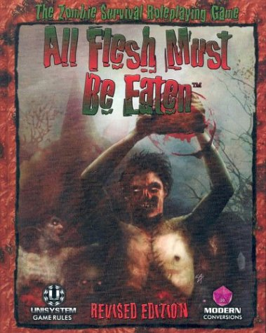 All Tomorrow's Zombies (All Flesh Must be Eaten RPG)