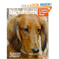 Dachshund (Complete Pet Owner's Manual)