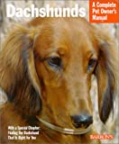 img - for Dachshund (Barron's Complete Pet Owner's Manuals) book / textbook / text book