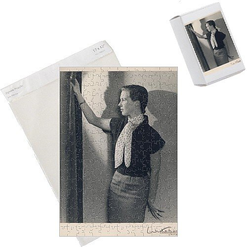 Photo Jigsaw Puzzle of 1950S Girl By Wykeham from Mary Evans