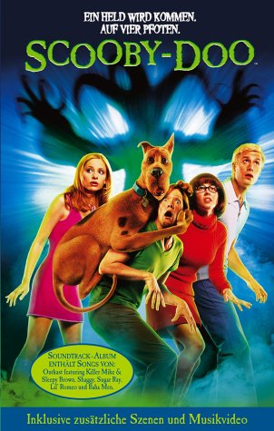 Scooby-Doo [VHS]