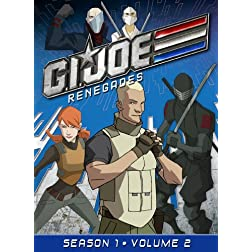G.I. Joe Renegades: Season One, Vol. 2