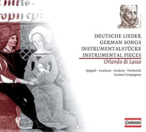 German Songs, Instrumental Pieces from CAPRICCIO