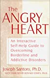 img - for The Angry Heart: An Interactive Self-Help Guide to Overcoming Borderline and Addictive Disorders book / textbook / text book