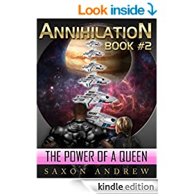The Power of a Queen (Annihilation Series Book 3)