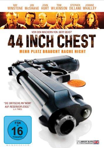 44 Inch Chest - Mehr Platz braucht Rache nicht