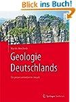 Geologie Deutschlands: Ein prozessori...