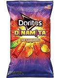 Frito Lay, Doritos, Dinamita, Firey Habenero, 9.25oz Bag (Pack of 4)