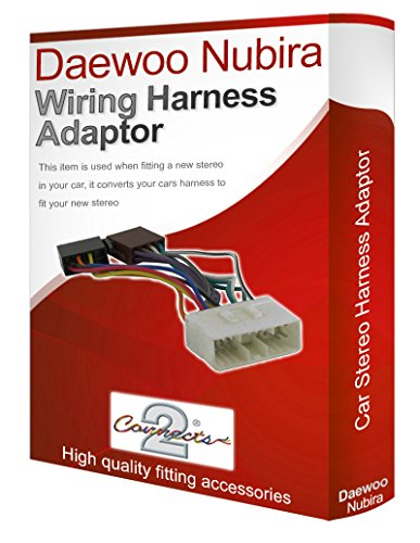Best Deal Daewoo Nubira Cd Radio Stereo Wiring Harness
