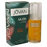 Jovan Tropical Musk for Men 3.0 oz Cologne Spray (Tamaño: 3 oz)