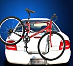 New Deluxe Trunk Mount Car 3 Bike Bicycle Rack SUV Auto Van 3-Bike Carrier