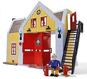 smoby 109251062002 jeu d 39 exploration sam le pompier. Black Bedroom Furniture Sets. Home Design Ideas