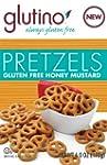 Glutino Gluten Free Pretzels, Honey M...