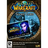 "World of Warcraft 60 Day Pre-Paid Game Card [UK Import]von ""Blizzard Entertainment"""