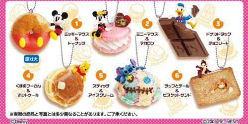 ディズニー ビッグスイーツマスコット BOX (食玩)