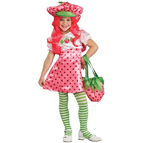 Toddler's Strawberry Shortcake Costumes Deluxe
