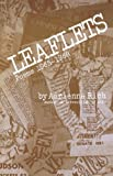Leaflets: Poems 1965-1968