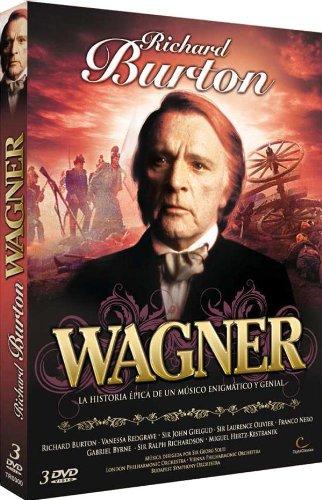 Wagner (3dvd)Serie Completa