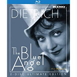 The Blue Angel: Kino Classics 2-Disc Ultimate Edition [Blu-ray]