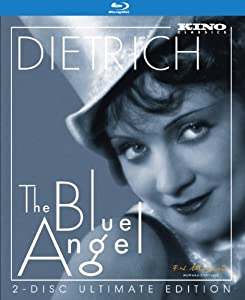 Blue Angel [Blu-ray] [1930] [US Import]