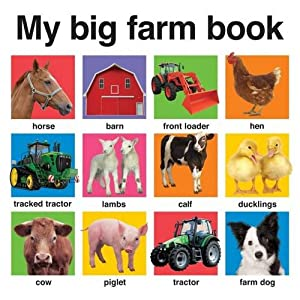 My Big Farm Book (My Big Board Books)