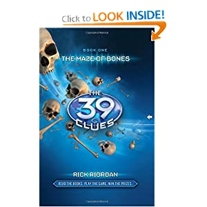 The 39 Clues Book 1-6