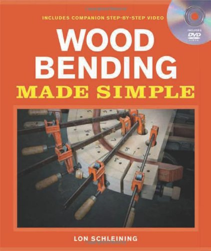 Wood Bending Made Simple (Made Simple (Taunton Press)) front-663432