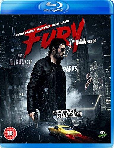 Fury [Blu-ray] [Edizione: Regno Unito]