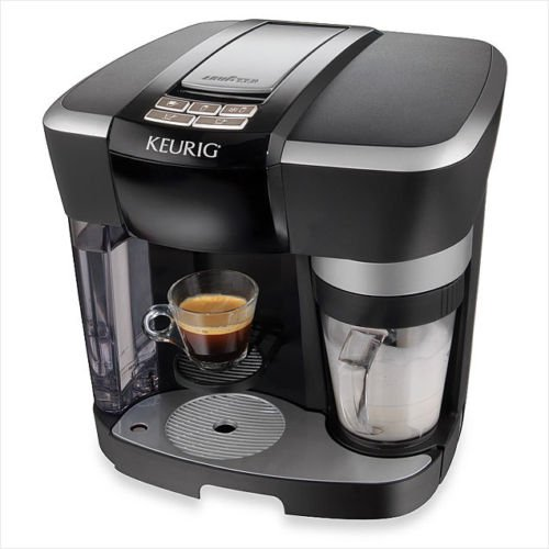 Keurig ® Rivotm Lavazza R500 Cappuccino & Latte Brewing System New W 30 Packs!