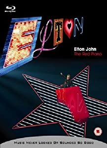 Red Piano (Blu-Ray)