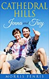 Cathedral Hills: Jenna and Trey (Young Adult and Adult Romance, Christian Christmas Fiction book as a Love Story)