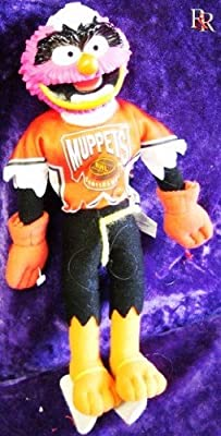 1995 JIM Henson's Muppets Animal NHL Mcdonalds Canada Plush Doll with Tag