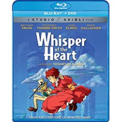 Whisper Of The Heart [Blu-ray]