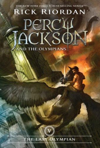 The Last Olympian (Percy Jackson & the Olympians)