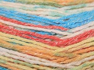 Sirdar Crofter DK Knitting Yarn Hepburn 033 - 2 x 50g balls (100g)