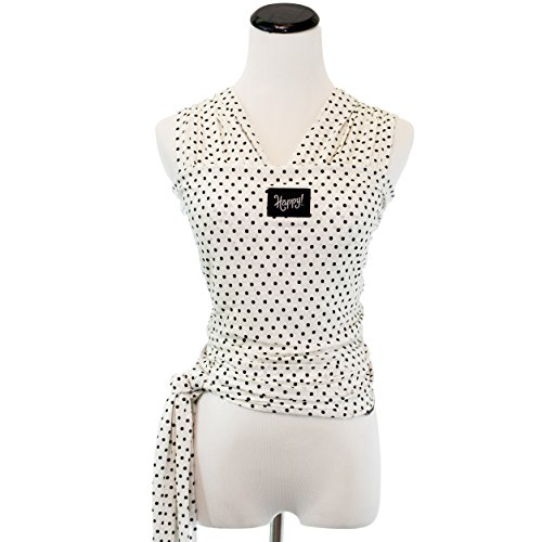 Great Deal! Happy Wrap Organic Baby Carrier, Polka Dot