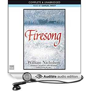 Firesong: The Wind on Fire Trilogy, Book 3 (Unabridged)