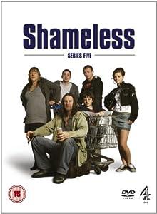 Shameless - Series 5 [DVD]